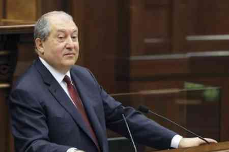 Armen Sarkissian summed up results of official visit to Qatar:  Armenia can attract investments