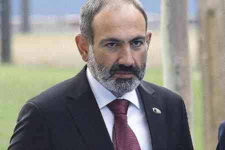 N. Pashinyan: The price of Russian gas for Armenia will not increase  until spring 2020