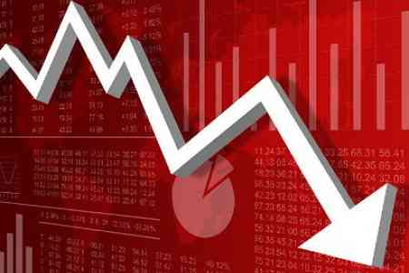 Economic activity in Armenia by May 2020 has decreased