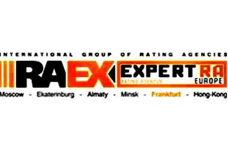 RAEX-Europe confirmed Armenia`s ratings at `BB-` with outlook