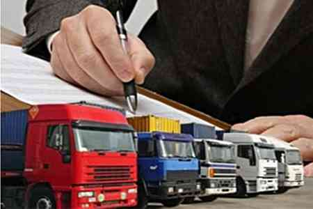 Armenia, Iran, and Georgia will exchange preliminary information on  goods and vehicles moving across the customs border