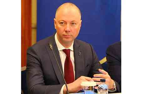 Bulgarian Minister: The level of Armenian-Bulgarian economic  cooperation is still unsatisfactory