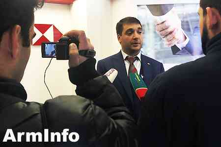 HSBC Bank Armenia increases efficiency and focuses on digital services