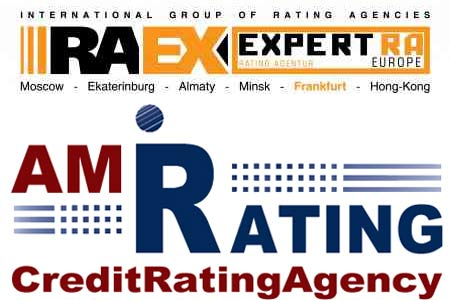 AmRating agency in cooperation with European Rating-Agentur Expert RA  GmbH has issued regular research on Armenia`s banking system