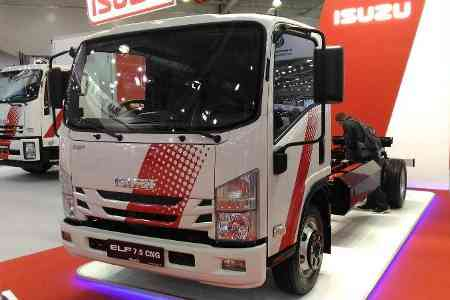 ISUZU RUS announces the start of sales in the Armenian market