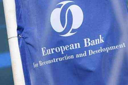 EBRD confirms commitment to continue assistance to Armenia