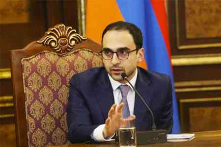 Vice Prime Minister: Holding Armenia-EU Investment Forum is of great  importance in terms of determining its strategic goals