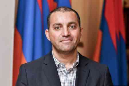 Vahan Kerobyan: With the prohibition of Turkish imports, Armenian  textiles felt good
